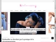screenshot http://www.salons-coiffure.fr salons de coiffure