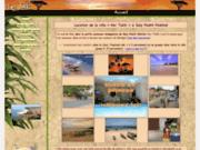 screenshot http://www.saly-kertukki.fr location de la villa ker tukki à saly niakh niakha