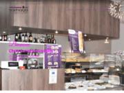 screenshot http://www.samayaparis.com samaya paris - restaurant libanais, salon de thé
