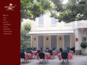 screenshot https://www.sanary-hotel-bon-abri.com chambres d'hôtel à Sanary sur Mer
