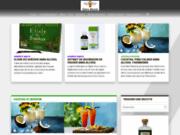 screenshot http://sans-alcool.fr Boissons et produits non alcoolisés
