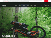screenshot http://www.santacruzmtb.com/ santa cruz bicycles