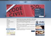 screenshot http://www.sarah-avocats.fr avocat en droit des affaires