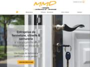 La société de menuiserie MMD à Varangéville