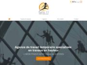 Satis Travail Temporaire - Travail en hauteur, agence intérim spécialisée à Colmar