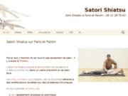 Satori Shiatsu Paris