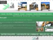 Location minipelle, location nacelle : Satre Philippe