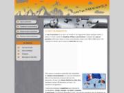 screenshot http://www.sautenparachute.fr saut en parachute