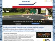 Sauvetre MTA : travaux publics près de Nantes
