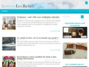 Site Web pour Sauvons les riches