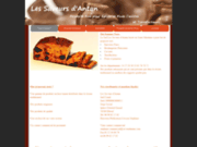 screenshot http://www.saveurdantan.com fournisseur de produits fins