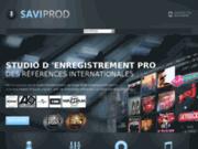 SAVIPROD, Studio d'enregistrement, de Mixage et de Mastering  Professionnel