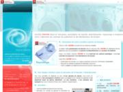 screenshot http://www.savom-laverie-blanchisserie.com expert en blanchisserie, pressing et repassage, 84