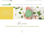 Boutique de vente des savons naturels