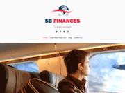 screenshot http://www.sb-finances.com sb finances la gestion de votre patrimoine