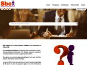 screenshot http://www.sbc-interim.fr sbc intérim, agences de recrutement intérim et cdi spécialisées