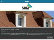 SBM Structure en Béton Moulé à Caen