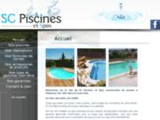 Installation piscine à Alès (30) : SC Piscines