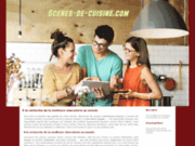 screenshot http://www.scenes-de-cuisine.com/ ustensiles de cuisine