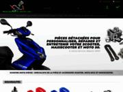 screenshot http://www.scooter-moto-pieces.com scooter-moto-pieces