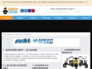 Scooter 50cc / vélo VTT CBH
