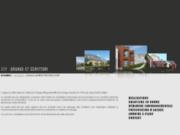 screenshot http://www.scp-ara.com agence architecture isère 38, cabinet d'architecte