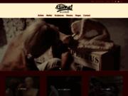 screenshot http://www.sculpteur-petrus.com sculpteur petrus