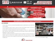 Site officiel de SDS Serrurerie .fr