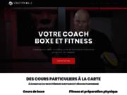 screenshot https://www.sebastien-walle.com/ Coach sportif