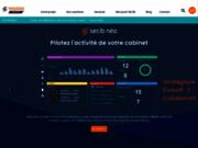 screenshot http://www.secib.fr/ secib services informatiques pour avocats