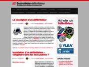DEFIBRILLATEUR : toute l'information sur le secourisme et le défibrillateur