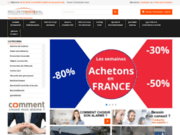 screenshot http://www.securitegooddeal.com sécurité good deal n1 en alarme sans fil