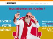 screenshot http://www.sedicomfmc.fr Agence conseil en communication