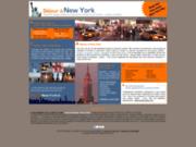 screenshot http://www.sejour-new-york.fr guide de sejour a new york