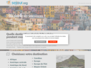 Guide de voyages Sejour.org