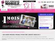 Self Stockage Mobile : garde-meubles à Paris
