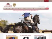 La Cavalerie : vente en ligne matériel et vêtements équitation
