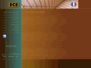 screenshot http://www.sellerie-scs.fr scs sellerie cuir standing