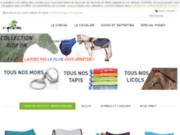 screenshot http://sellerie.e-quitation.com sellerie e-quitation, sellerie en ligne