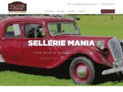 screenshot http://www.selleriemania.com rénovation de sellerie à Bessines 79