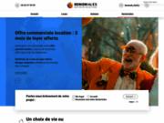 Nouvelle résidence Les Senioriales aux portes de Montpellier