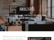 SEOLinks : Nouvelle plateforme d'achat de liens