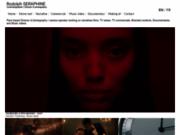 screenshot https://www.seraphine.net/fr/ Rodolph SÉRAPHINE Chef opérateur / Directeur de la photographie