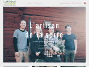 screenshot http://www.serre-direct-fabricant.fr - vente de serre tunnel de jardin