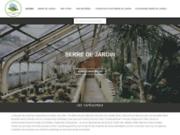 screenshot https://www.serre2jardin.com Serre de jardin