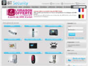 screenshot http://www.serrure-biometrique.com bt security systems