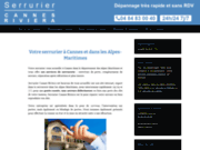 Site officiel Serrurier Cannes Riviera