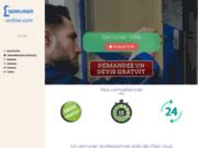 Serrurier Online, travaux de serrurerie en région Île-de-France
