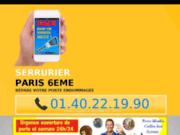 Serrurier Paris 6eme