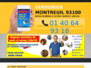 Serrurerie Montreuil